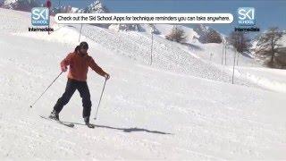 ★Карвинг Лыжи★ Урок 13 из плуга на горных лыжах в параллельные лыжи