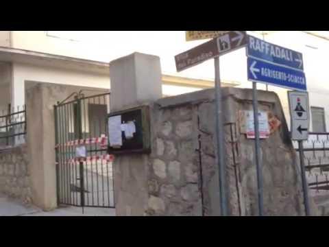 Cede lampadario a scuola, bimba ferita alla testa a Cattolica Eraclea