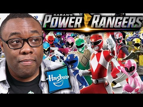 HASBRO and the Future of POWER RANGERS - Black Nerd Opinion