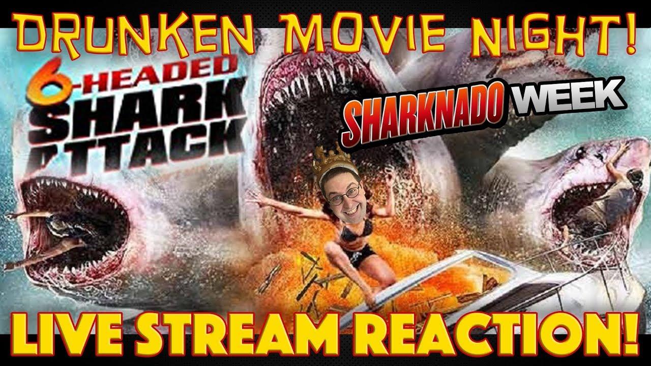 6 headed shark attack full movie online free