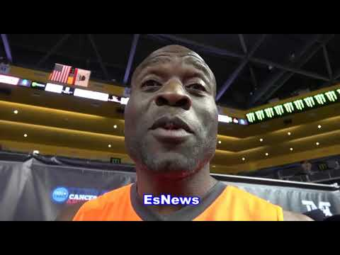 NFL Great Simeon Rice Basketball Game vs Floyd Mayweather Es Boxing