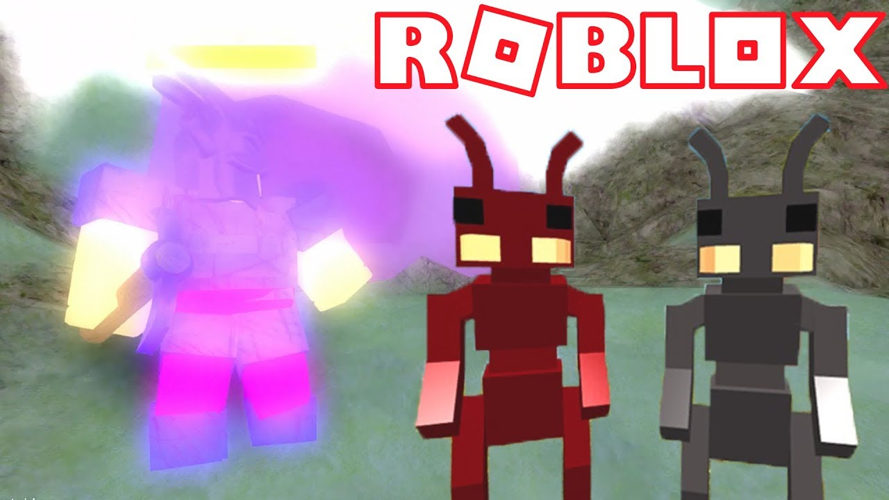 ANT PEOPLE + PVP RETURNS + HIDDEN CAVE SECRETS!! | ROBLOX BOOGA BOOGA