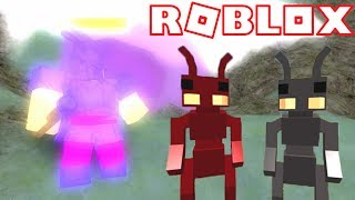 ANT PEOPLE + PVP RETURNS + HIDDEN CAVE SECRETS!! | ROBLOX BOOGA BOOGA