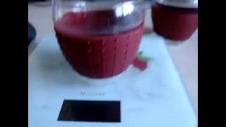 Набор из двух стаканов с силиконовой вставкой код 525497
