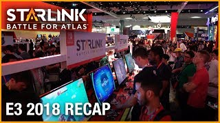 Starlink: Battle for Atlas: E3 2018 Recap | Ubisoft [NA]