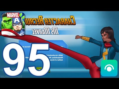 MARVEL Avengers Academy - Gameplay Walkthrough Part 95 - Level 19 (iOS, Android)