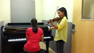BLOCK B ♫ 빛이 되어줘 (Be The Light) ~piano & violin duet~