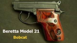 Beretta Model 21 Bobcat