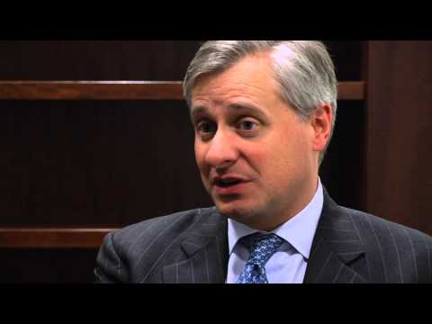 Pulitzer Prize Winner Jon Meacham Talks About Value of a Liberal Arts Degree