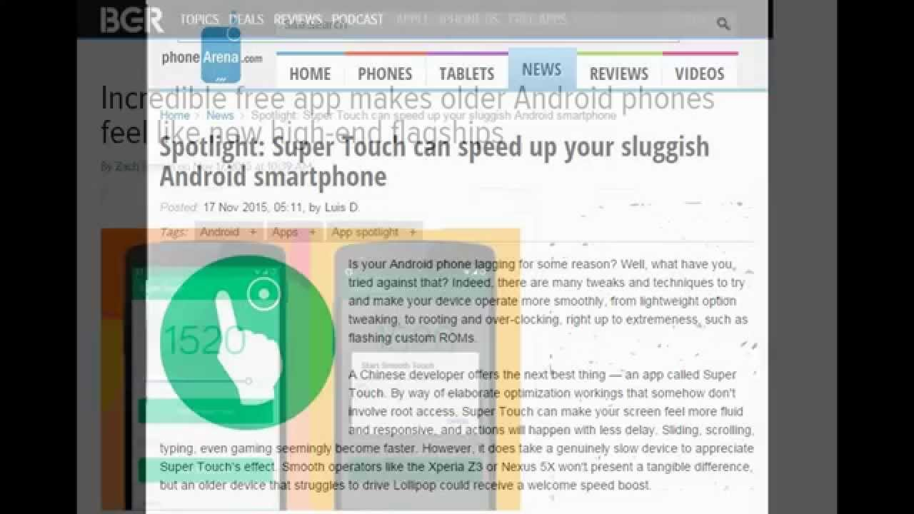 Use This App To SUPER SMOOTH Your Android Device