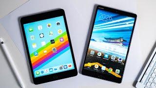 Comparison: iPad Mini 2019 vs Huawei MediaPad M5 8