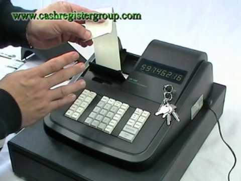 sam4s er 180 cash register installation youtube. Black Bedroom Furniture Sets. Home Design Ideas