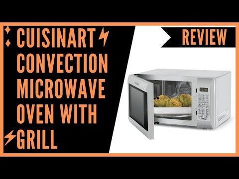 Cuisinart CMW 200 1 2 Cubic Foot Convection Microwave Oven With Grill Review