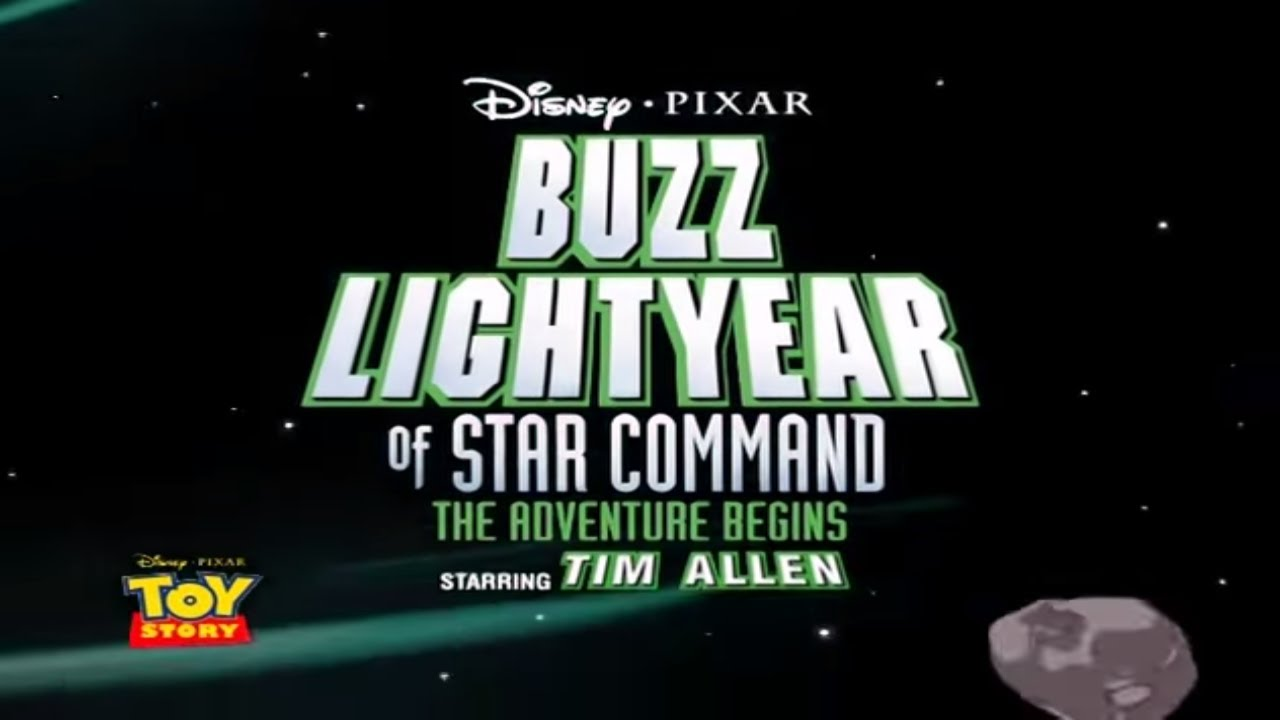 Buzz Lightyear Of Star Command The Adventure Begins