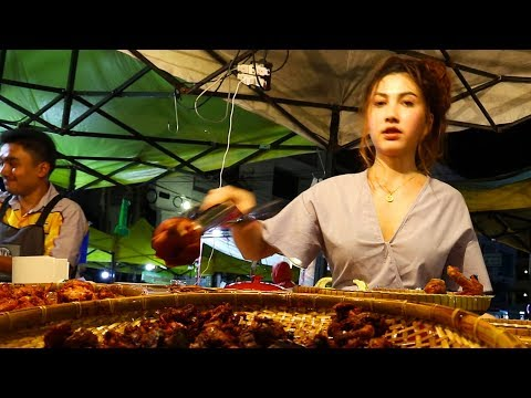 Thai Street Food Tour | 5 Thai Street Foods You Should Eat in 2018 | Street Food in Thailand