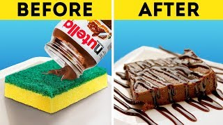 12 SHOCKING PRANKS AND FOOD HACKS