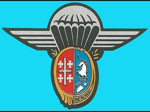 1 RHP les hussards de Bercheny  chant parachutiste