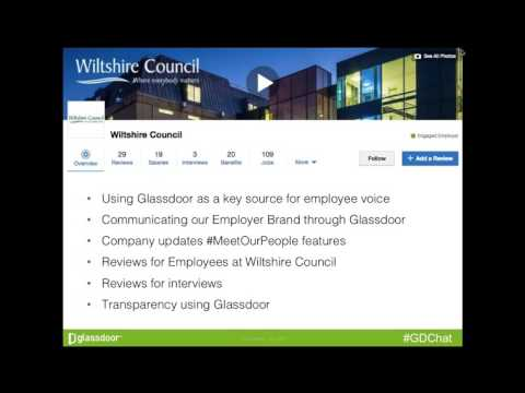 UK Client Training: How Wiltshire Council Uses Glassdoor to Promote Its Brand