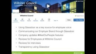 How wiltshire council uses glassdoor to ...