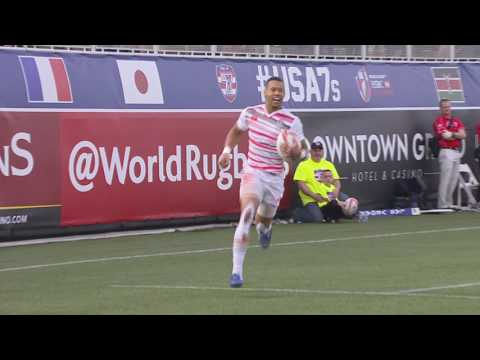 Seven scorchers from the USA Sevens