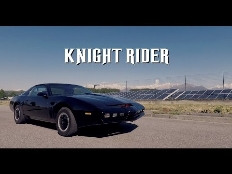 Knight Rider - SuperCar - Sigla