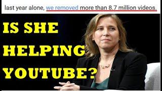 Susan Wojcicki On Youtube's 15th Anniversary