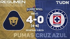 TUDN-M-xico-Resumen-y-goles-Pumas-4-4-4-0-Cruz-Azul-Semifinal-Vuelta-Guard1anes-2020-Liga-BBVA-Mx-TUDN