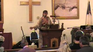 gateway tabernacle service 9/8/13-music, singing (see description), sis wendy ministers