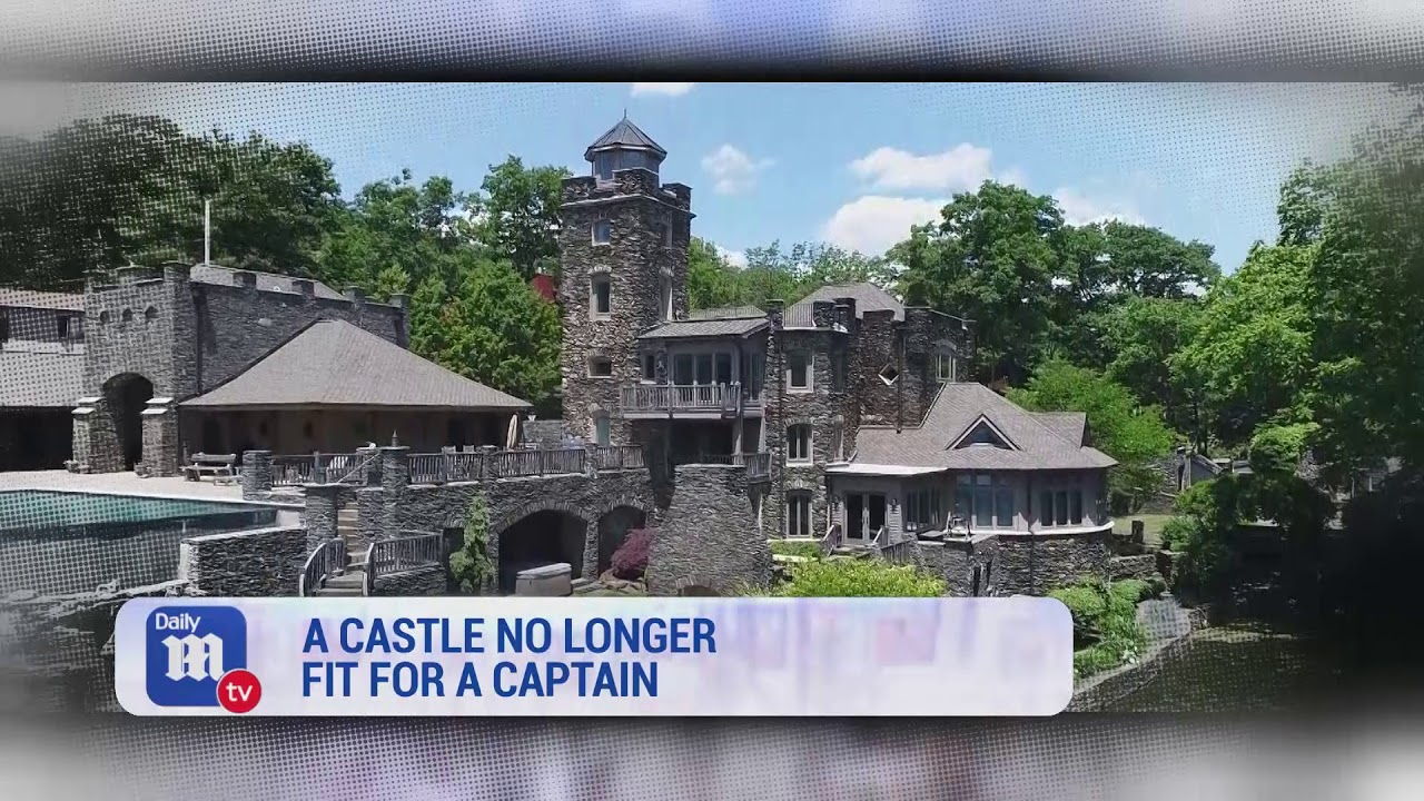 Derek Jeters Castle In Upstate New York Goes On Sale For 15