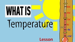 What is Temperature -Understanding and Definition  for kids