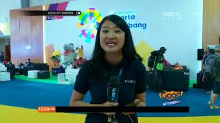 Live Report: Konferensi Pers Closing Ceremony Asian Games 2018
