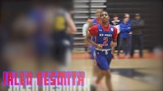 Go checkout the 6'0 freshman point guard showcase his game!! This k...