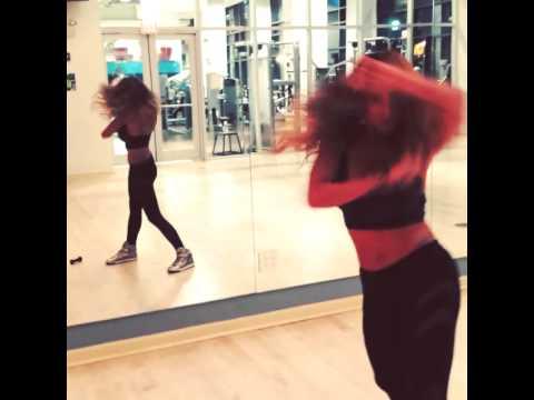 Britney Spears, Work B**CH!! Choreography: Chris Liddell