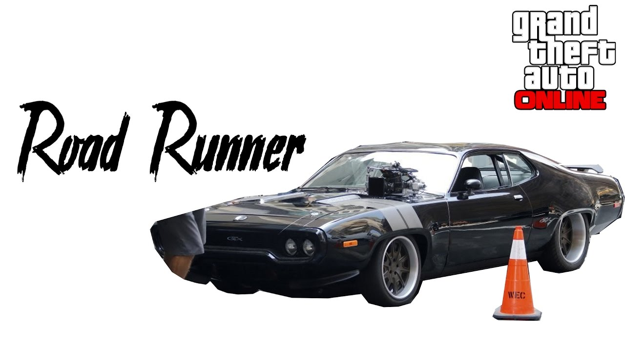 Fast And Furious Dom S Gtx Roadrunner Car Build Gta Youtube