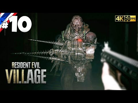 Resident Evil Village #10 สนามแดงการช่าง