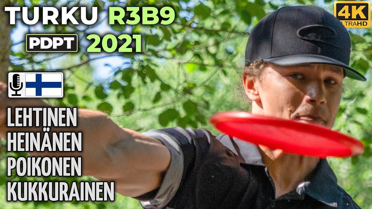 Turku R3B9 Pro Tour 2021 | Lauri Lehtinen, Joona Heinänen, Saku Poikonen, Jere Kukkurainen | 4K