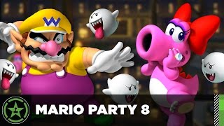 Let's Play – Mario Party 8: King Boo's Haunted Hideaway