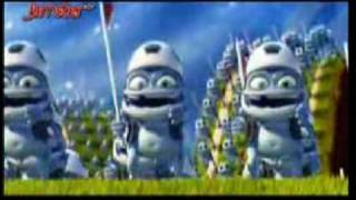 Crazy Frog feat Alvin and the chipmunks We Are The Champions