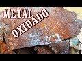 LATAS OXIDADAS PARA HERRAJES DE BELENES