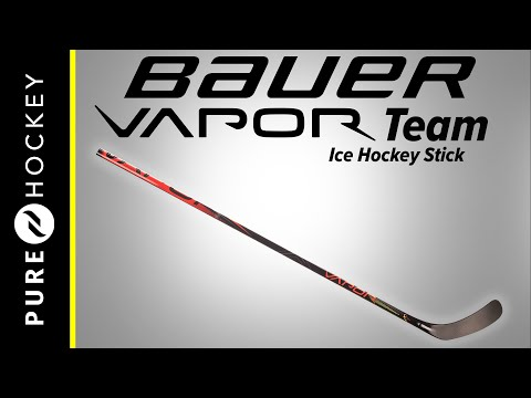 Bauer Vapor 2X Team Hockey Stick | Product Review - YouTube