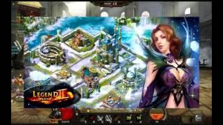 Обзор игры Legend Online 2  видео онлайн игры