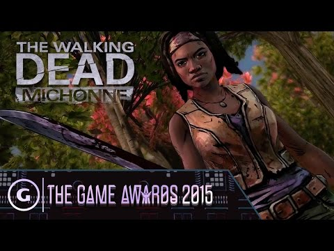 The Walking Dead: Michonne Reveal Trailer - The Game Awards 2015
