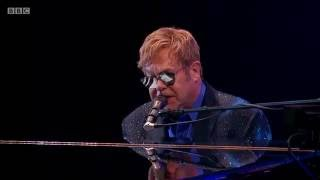 6. A Good Heart - Elton John - Live in Hyde Park September 11 2016