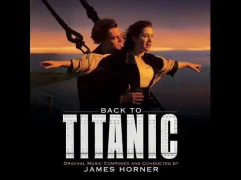 Back To Titanic Soundtrack - Nearer My God To Thee