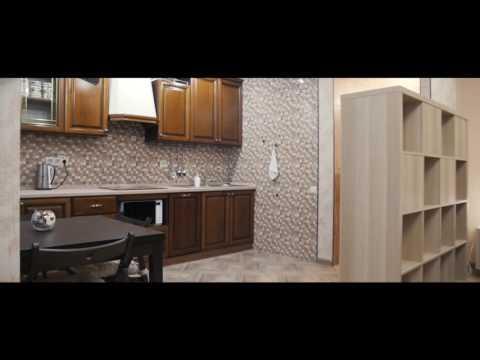 ПОСУТОЧНО. Однокомнатные апартаменты в самом сердце Краснодара (ЛЮКС на ул.Красной)