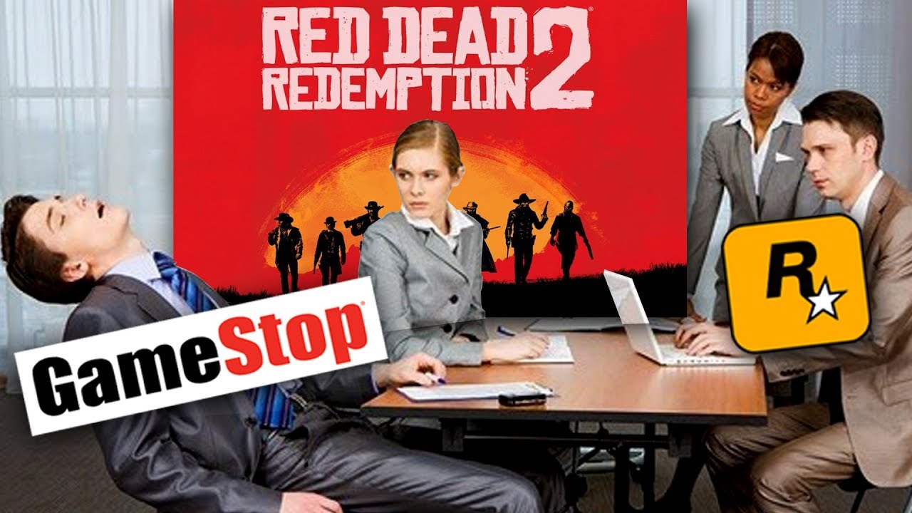 GameStop Employees Fall Asleep During Red Dead Redemption 2 Demo