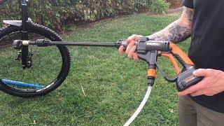 Worx Cordless Pressure Washer …