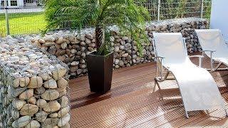 Габион(Видео-блог о дизайне, архитектуре и стиле. Идеи для тех кто обустраивает свой дом, квартиру, дачу, садовый..., 2014-06-11T07:26:40.000Z)