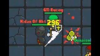 Rucoy Oline: Open Black Skull Gm Rucoy (Power Abused)