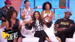 The 'Luke Cage' Cast Picks a Theme Song For Each Character | TRL